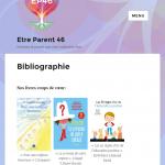 site ep46.fr - rendu sur tablette